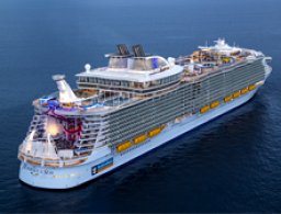 Harmony of the Seas 18/19 - Réveillon - 7 noites/8 dias