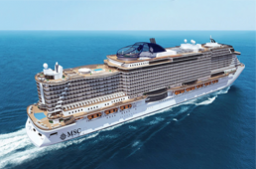MSC Seaside 2018 - Caribe Mexicano - 7 noites/8 dias