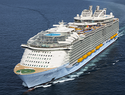 Oeste do Caribe - Symphony of the Seas - 7 noites/8 dias